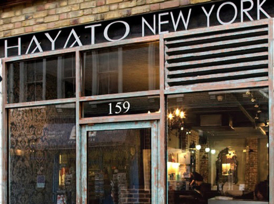 Image Gallery Hayato Hair London