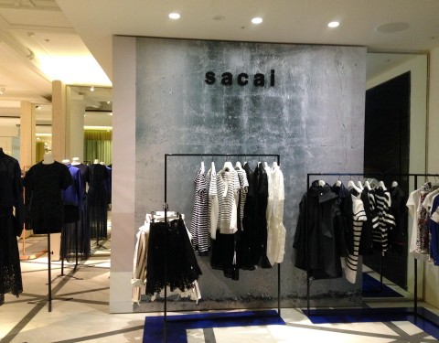 sacai / Selfridges London / 2015
