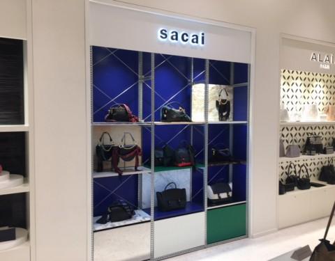 sacai / Selfridges London / 2017